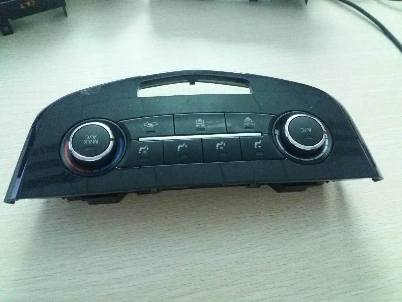 汽车空调旋钮支架 镶件