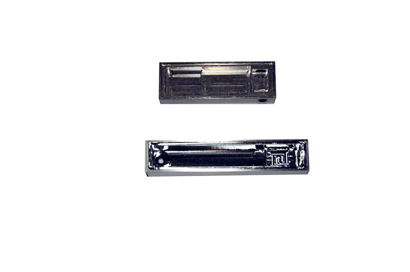 303不锈钢模块盒CNC加工表面镀镍
