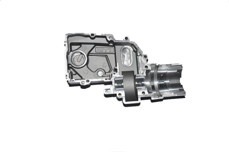 铸铝后工序CNC加工件