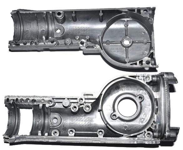TTI铸铝后工序CNC加工