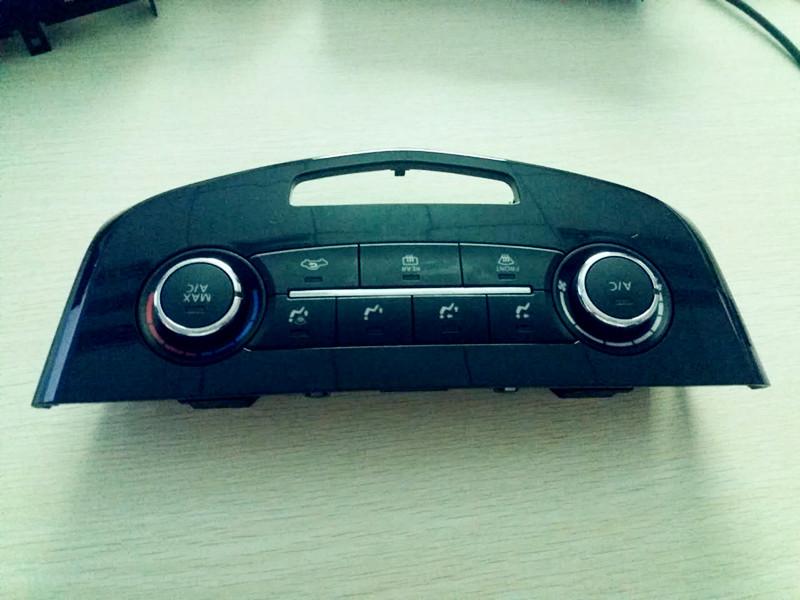 汽车空调旋钮支架组合2_副本