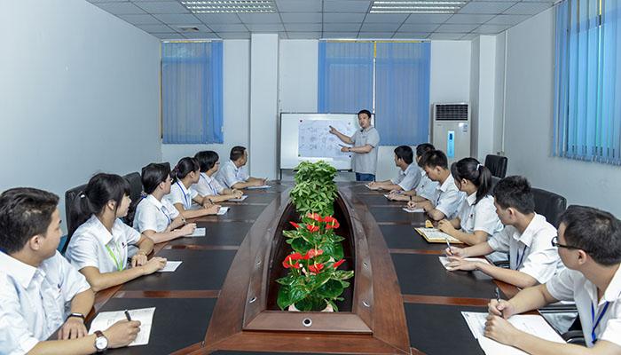国盛伟业团队培训