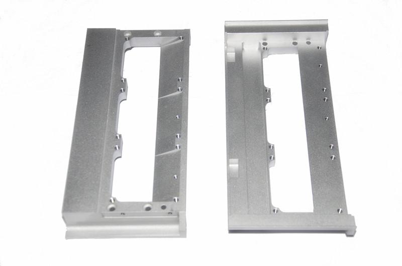 6061铝合金CNC加工表面喷砂氧化_副本