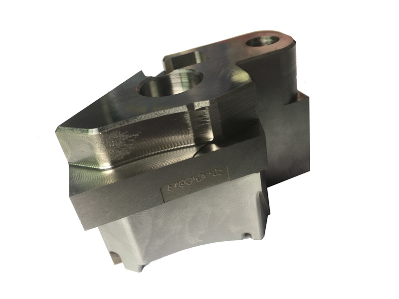 NAK80铣磨+EDM+CNC-1