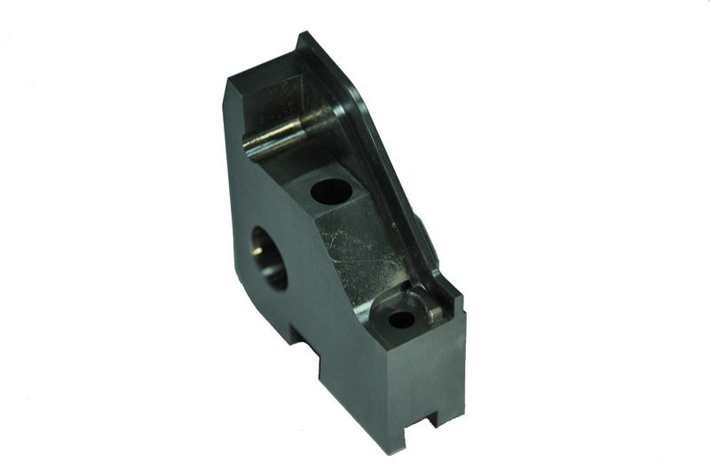 NAK80铣磨CNC+EDM