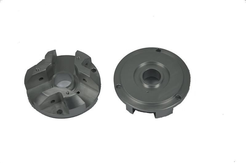 45#钢CNC和数控车床加工表面氮化